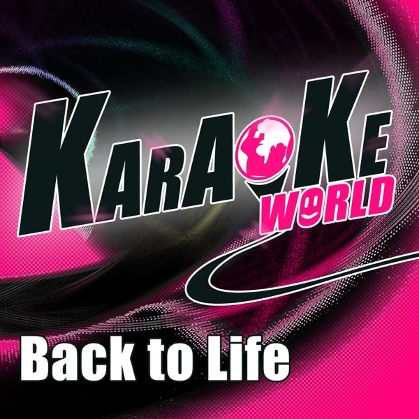Back to Life (Originally Performed by 3oh!3) [Karaoke Version] - Single