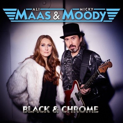 Black & Chrome - Ali Maas & Micky Moody album