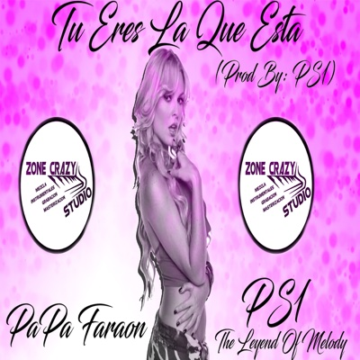 Tu Eres La Que Estas (feat. Papa Faraon) - Single - PS1 album