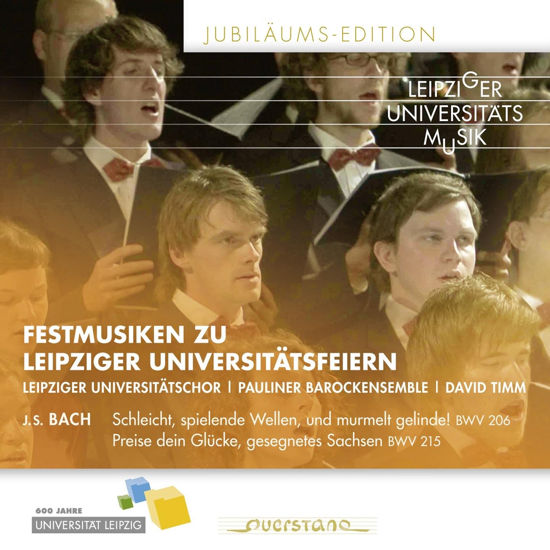 Schleicht, spielende Wellen, und murmelt gelinde!, BWV 206: No. 2, Recitativo