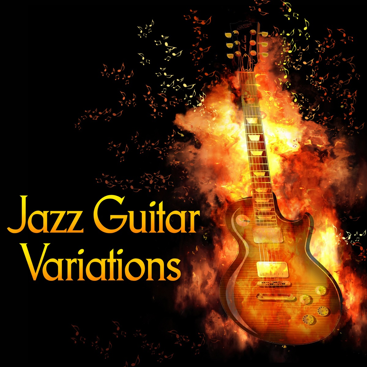 Jazz Guitar Variations: Soft Piano Guitar Instrumental Songs