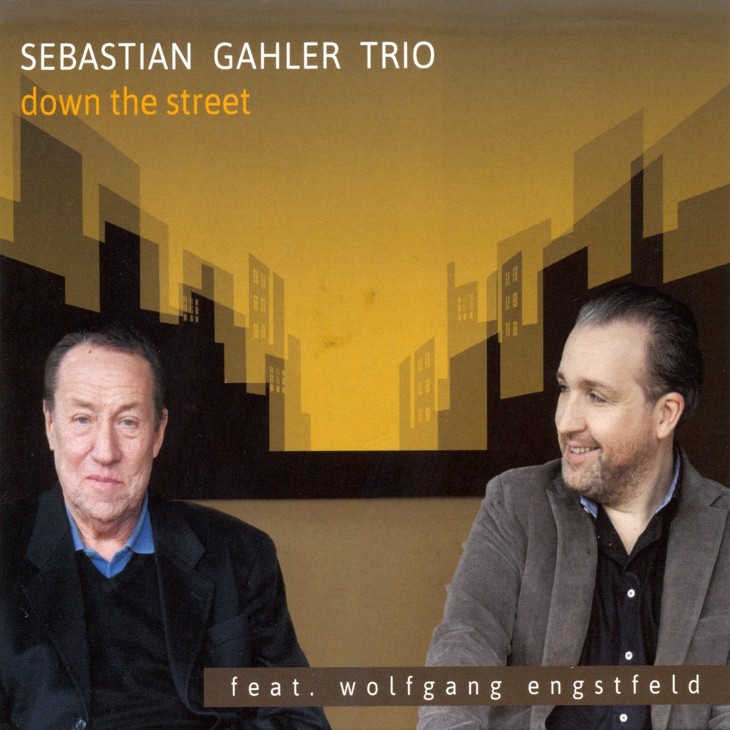 Just Like That (Reprise) [feat. Wolfgang Engstfeld]