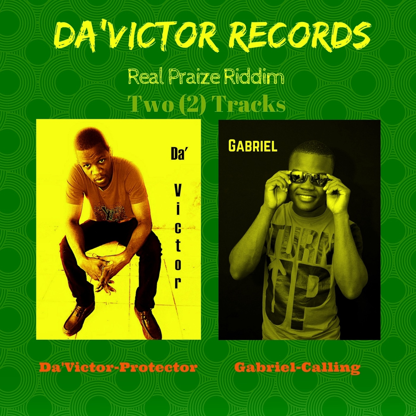 Real Praize Riddim - Single