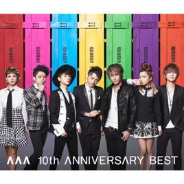 aaa 10th anniversary best original al by aaa on apple music