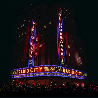 Live at Radio City Music Hall - Joe Bonamassa album
