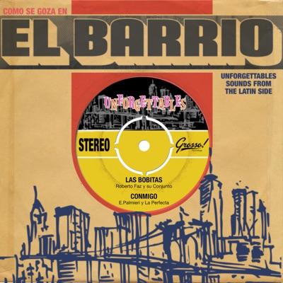Las Bobitas - Conmigo - Single - Eddie Palmieri