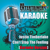 Can't Stop the Feeling (Originally Performed by Justin Timberlake) [Karaoke Version]