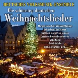 Die Schönsten Deutsche Weihnachtslieder.Die Schönsten Deutschen Weihnachtslieder Von Deutsches Volksmusikensemble