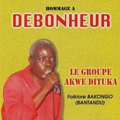 Hommage À Debonheur, Folklore Bakongo (Bantandu)