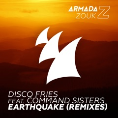 Earthquake (feat. Command Sisters) [Remixes] - EP