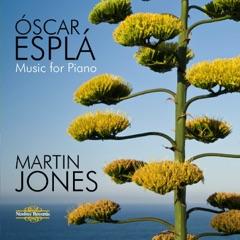 Esplá: Music for Piano