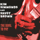 Kim Simmonds And Savoy Brown - Bad Weather Brewing