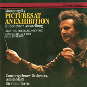 Mussorgsky: Pictures at an Exhibition & Night on the Bare Mountain
