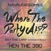 Where the Party At?? (feat. KEN THE 390) - EP ジャケット写真