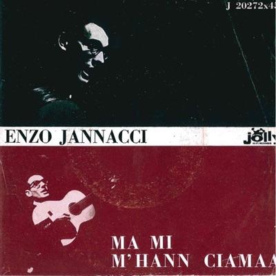 M'hann ciamaa - Ma mi - Single - Enzo Jannacci