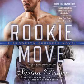 Rookie Move: The Brooklyn Bruisers Series, Book 1 (Unabridged) audiobook