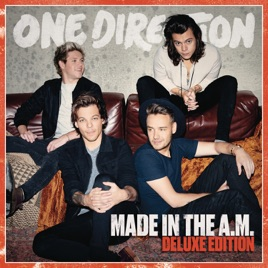 One directionmade in the am deluxe editionapple music made in the am deluxe edition one direction voltagebd Image collections