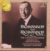 Rachmaninoff: The Four Piano Concertos; Rhapsody on a Theme of Paganini