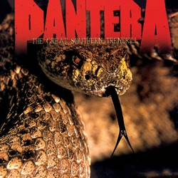 The Great Southern Trendkill (20th Anniversary Edition) - Pantera Album Cover
