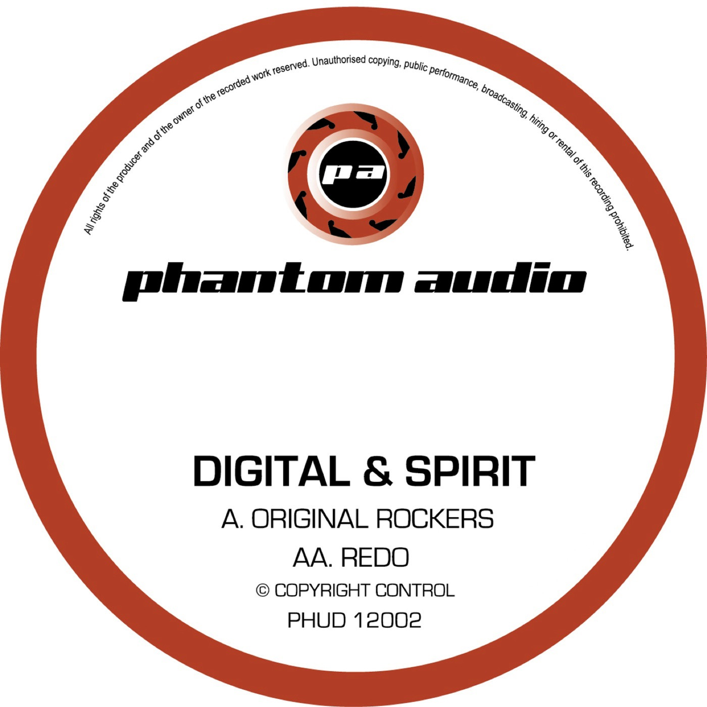 Original Rockers / Redo - Single