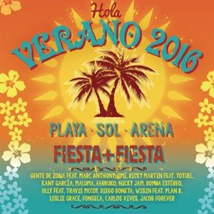 Various Artists - Verano 2016