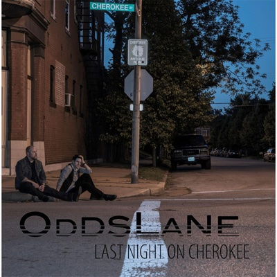 Last Night on Cherokee - Odds Lane album