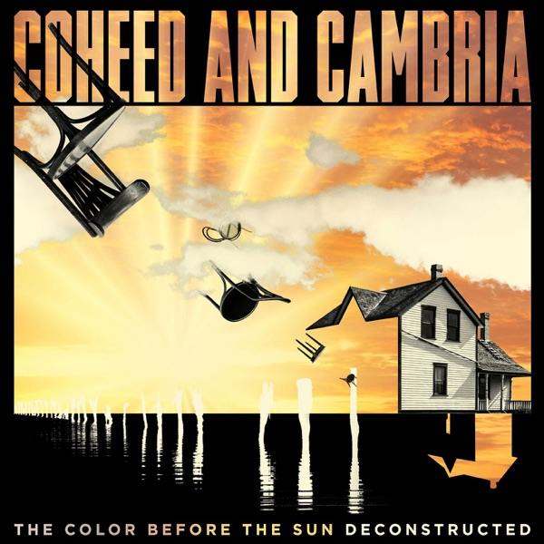 Coheed and Cambria - The Color Before the Sun (Deconstructed Deluxe) album wiki, reviews