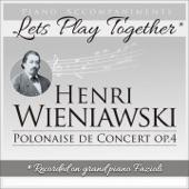 Polonaise de concert, Op. 4 (Piano Accompaniment) artwork