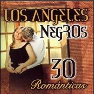 30 Romanticas – Los Ángeles Negros