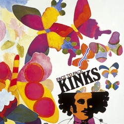 Face to Face (Bonus Track Edition) - The Kinks Album Cover