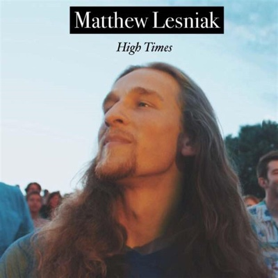 High Times - Matthew Lesniak album