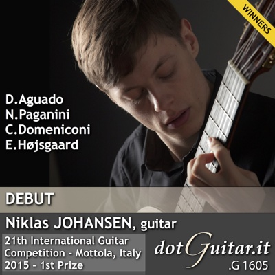 Debut - Niklas Johansen album