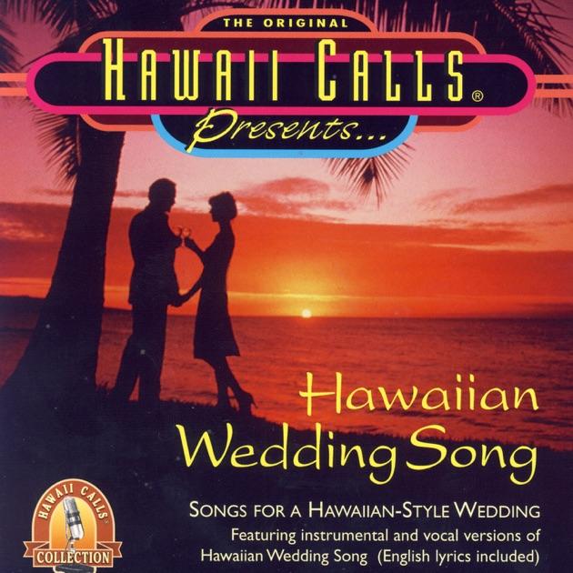 Hawaiian Wedding Song By Hawaii Calls On Apple Music