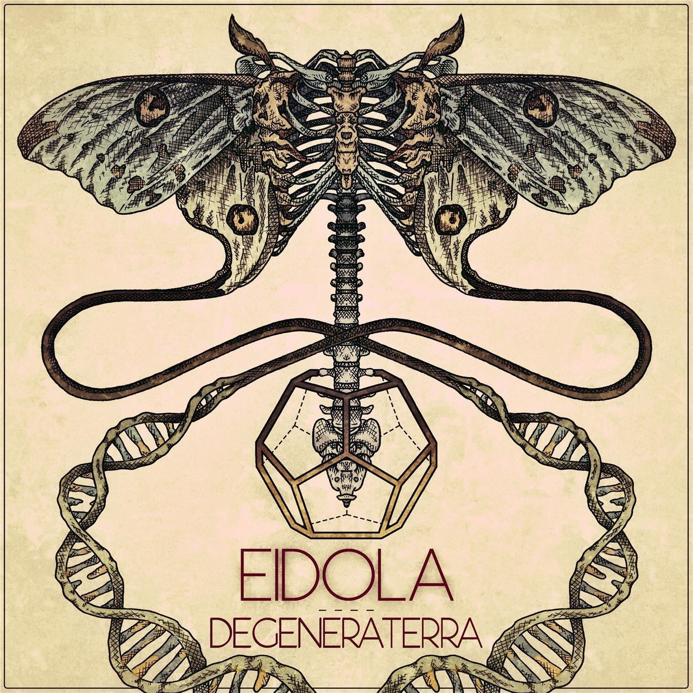 Eidola - Degeneraterra (2015)