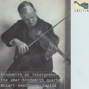 The Amar-Hindemith String Quartet - String Quartet No. 2: I. —