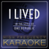 I Lived (Instrumental Version) - High Frequency Karaoke