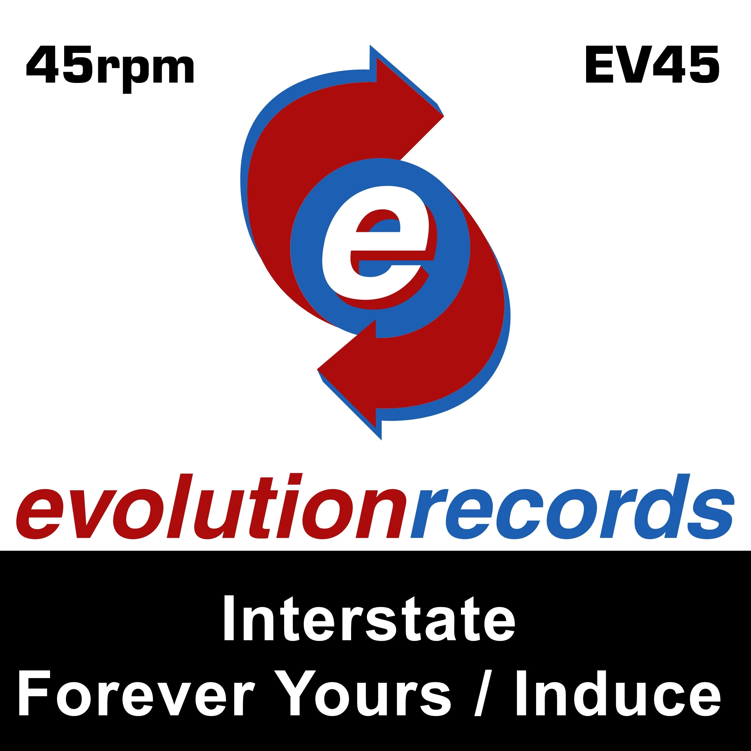 Forever Yours / Induce - Single