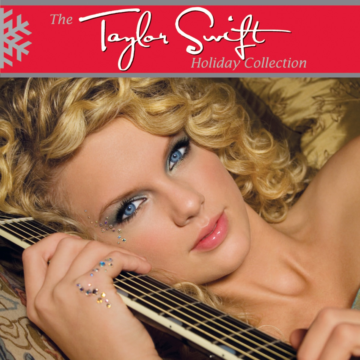The Taylor Swift Holiday Collection - EP Taylor Swift CD cover