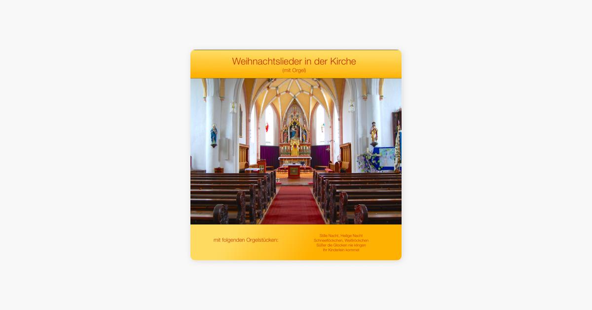 Weihnachtslieder Kirche.Weihnachtslieder In Der Kirche Mit Orgel Christmassongs Organ Ep By Michael Baur On Itunes