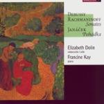 Elizabeth Dolin, Francine Kay - Pohádka (Fairy Tale) For Cello And Piano: Allegro (Leos Janácek)