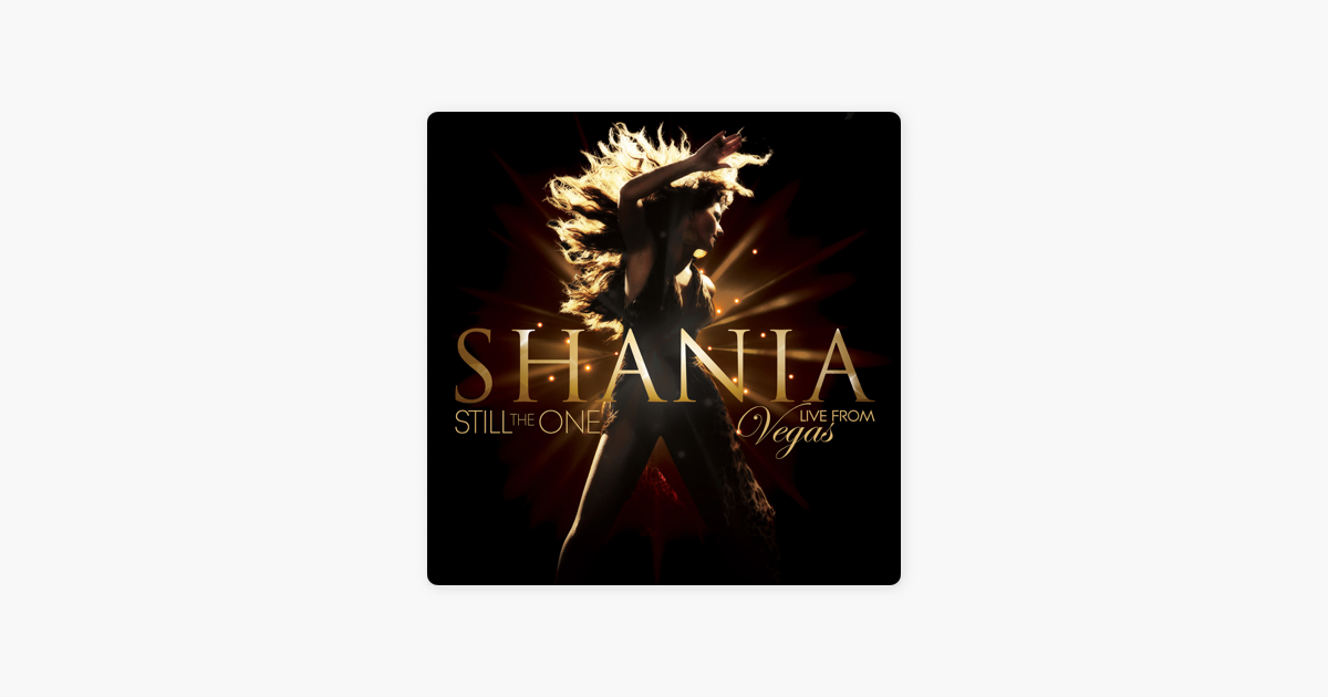 how much are iphones still the one live from vegas by shania on apple 2954