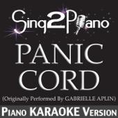 Panic Cord (Originally Performed By Gabrielle Aplin) [Piano Karaoke Version]