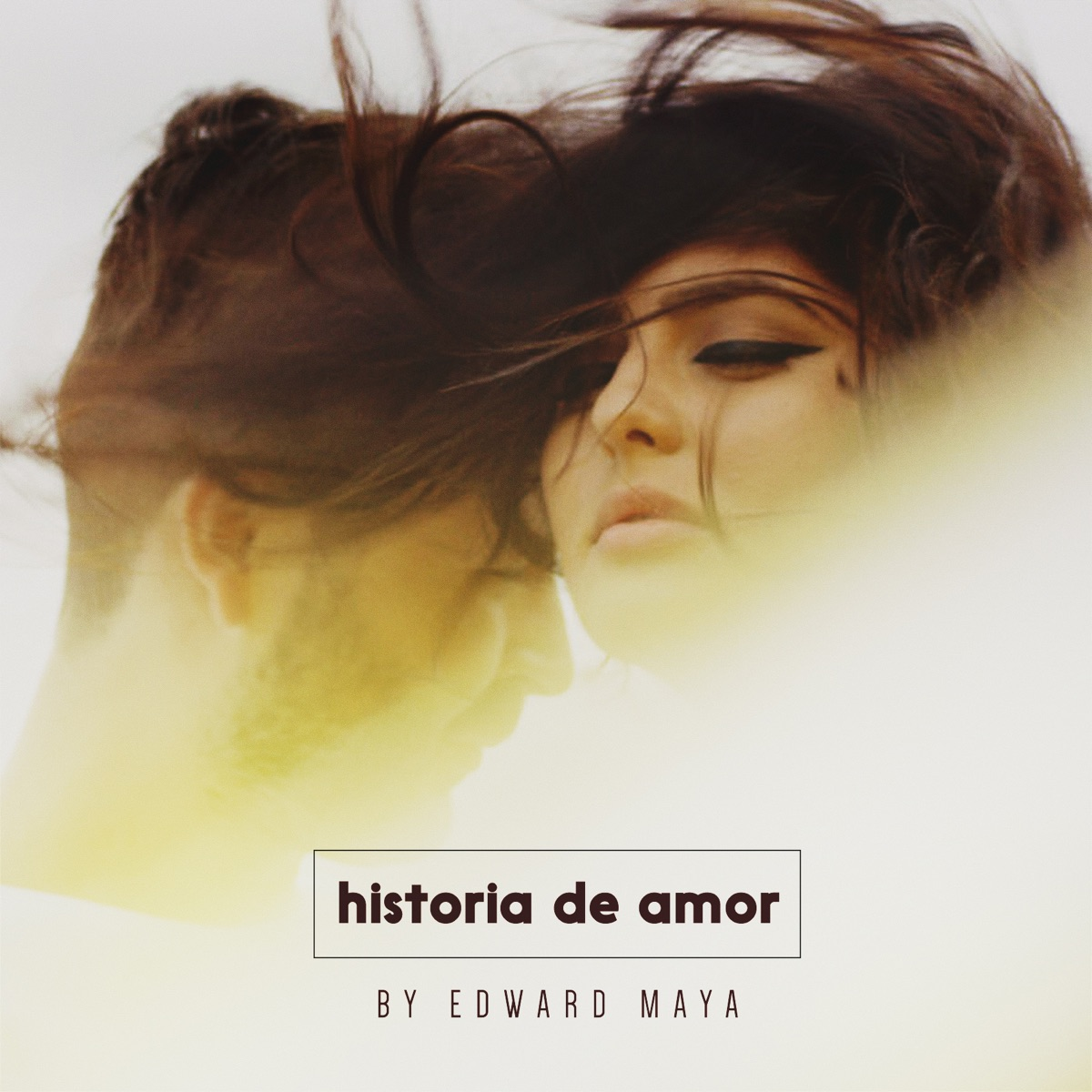 Historia De Amor - EP Album Cover by Edward Maya