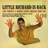 Little Richard Is Back (And There's a Whole Lotta Shakin' Goin' On!) ジャケット写真