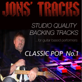 Classic Pop, No. 1 - Studio Quality Backing Tracks (for Guitar Based Performers)