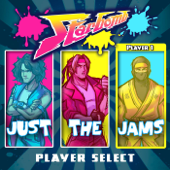 Player Select: Just the Jams