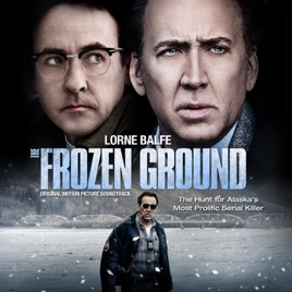 The frozen ground original motion picture soundtrack by lorne the frozen ground original motion picture soundtrack voltagebd Images