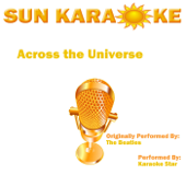 Across the Universe (In the Style of The Beatles) [Karaoke Versions] - EP