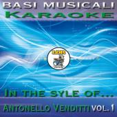 Basi Musicali Karaoke - Antonello Venditti Vol.1