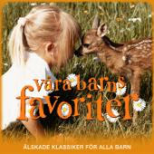 Våra barns favoriter - Barnmusik Vol. 1